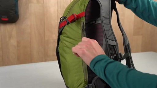 Kelty Riot 15 Hiking Backpack - image 5 from the video