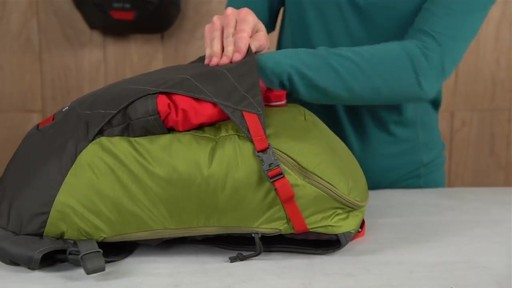 Kelty Riot 15 Hiking Backpack - image 6 from the video