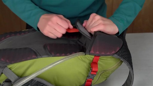 Kelty Riot 15 Hiking Backpack - image 8 from the video