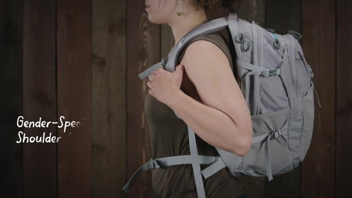 Gregory Womens Sigma 28L Laptop Backpack - image 3 from the video