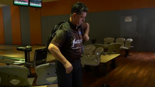 Hammer Deuce Two Ball Bowling Backpack - image 3 from the video