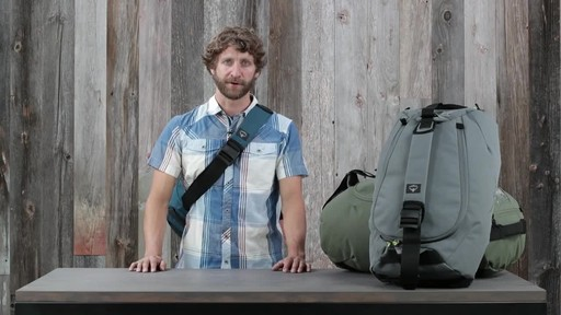 Osprey Trillium Duffel Series - image 10 from the video