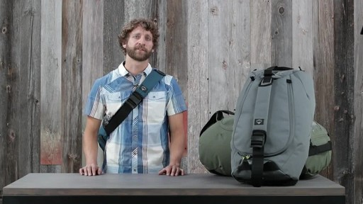 Osprey Trillium Duffel Series - image 3 from the video