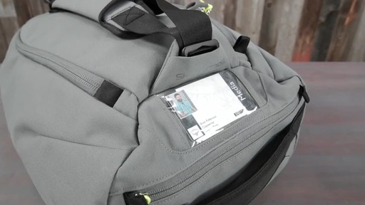 Osprey Trillium Duffel Series - image 7 from the video
