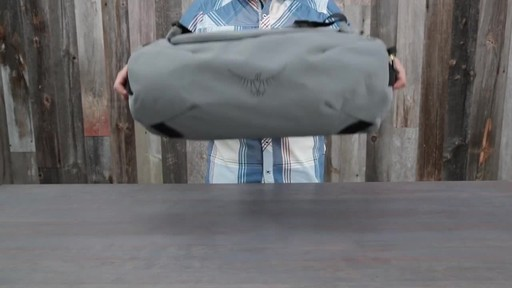 Osprey Trillium Duffel Series - image 8 from the video
