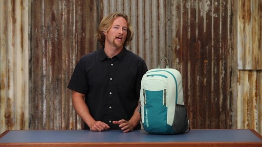 Patagonia Anacapa Pack 20L - image 10 from the video