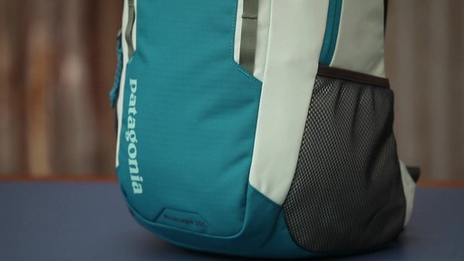 Patagonia Anacapa Pack 20L - image 2 from the video