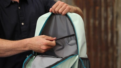 Patagonia Anacapa Pack 20L - image 5 from the video