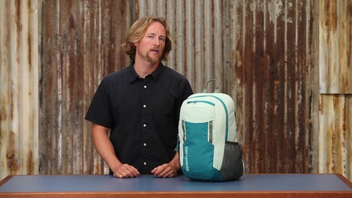 Patagonia Anacapa Pack 20L - image 6 from the video