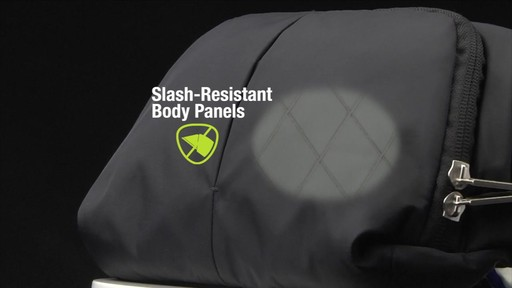 Travelon Anti-Theft Classic Light Slim Waist Pack - eBags.com - image 3 from the video