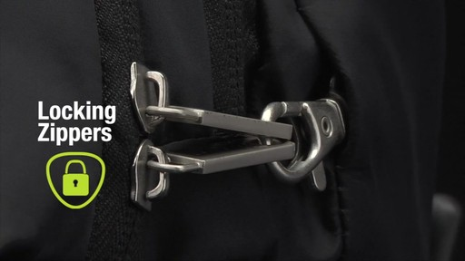 Travelon Anti-Theft Classic Light Slim Waist Pack - eBags.com - image 6 from the video