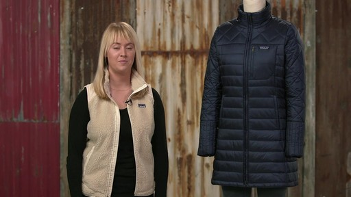 Patagonia Womens Radalie Parka - image 1 from the video