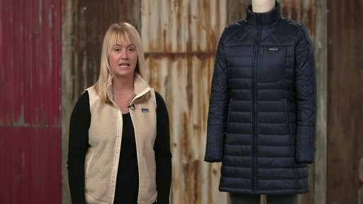 Patagonia Womens Radalie Parka - image 4 from the video