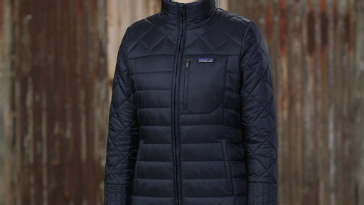 Patagonia Womens Radalie Parka - image 7 from the video