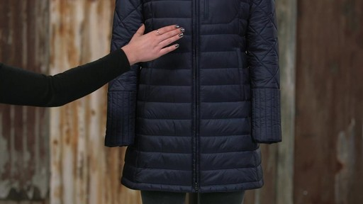 Patagonia Womens Radalie Parka - image 9 from the video