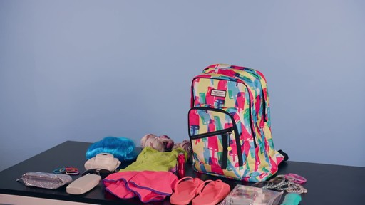 American Tourister Keystone Laptop Backpack - image 1 from the video