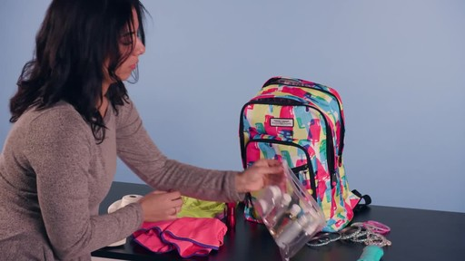 American Tourister Keystone Laptop Backpack - image 3 from the video
