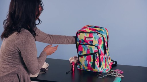 American Tourister Keystone Laptop Backpack - image 4 from the video