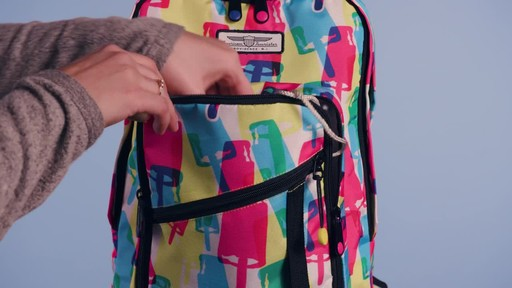 American Tourister Keystone Laptop Backpack - image 6 from the video