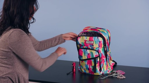 American Tourister Keystone Laptop Backpack - image 7 from the video