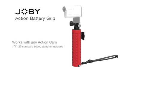 Joby Action Battery Grip - image 7 from the video