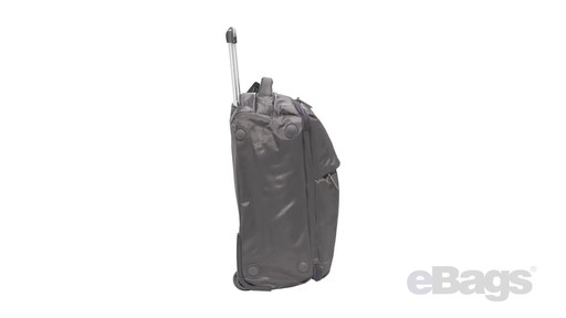Lipault Paris Foldable 2 Wheeled Luggage - on eBags.com - image 7 from the video
