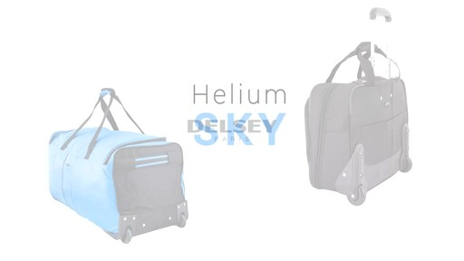 Delsey Helium Sky - image 10 from the video