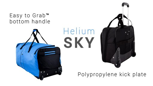 Delsey Helium Sky - image 9 from the video