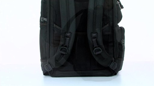 Tumi Alpha Bravo Kingsville Deluxe Brief Pack - eBags.com - image 9 from the video