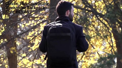 Travelon Anti-theft Classic Plus Convertible Backpack - Shop eBags.com - image 1 from the video