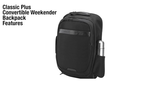Travelon Anti-theft Classic Plus Convertible Backpack - Shop eBags.com - image 2 from the video