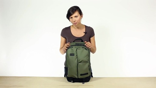 Timbuk2 Showdown Laptop Backpack - eBags.com - image 1 from the video