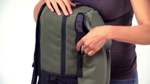 Timbuk2 Showdown Laptop Backpack - eBags.com - image 2 from the video