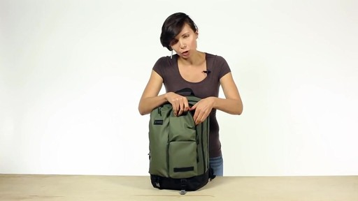 Timbuk2 Showdown Laptop Backpack - eBags.com - image 3 from the video
