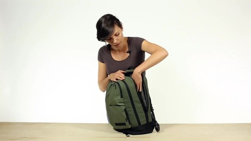 Timbuk2 Showdown Laptop Backpack - eBags.com - image 6 from the video