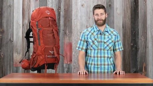 Osprey Aether and Ariel Anti-Gravity Hiking Packs - image 1 from the video