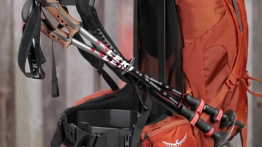 Osprey Aether and Ariel Anti-Gravity Hiking Packs - image 6 from the video