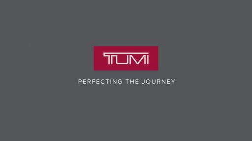 Tumi Voyageur Monika Leather Tote - image 10 from the video