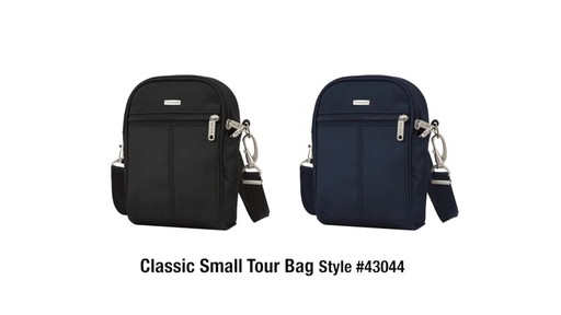 Travelon Anti-Theft Classic Small Convertible Tour Bag - Shop eBags.com - image 10 from the video