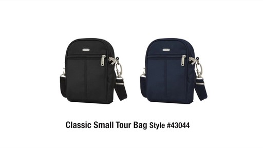 Travelon Anti-Theft Classic Small Convertible Tour Bag - Shop eBags.com - image 9 from the video