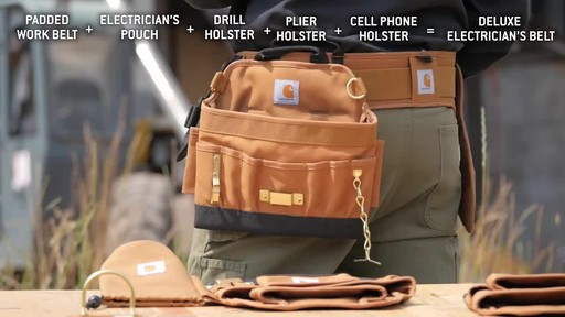Carhartt Legacy Build Your Own Belt - image 9 from the video