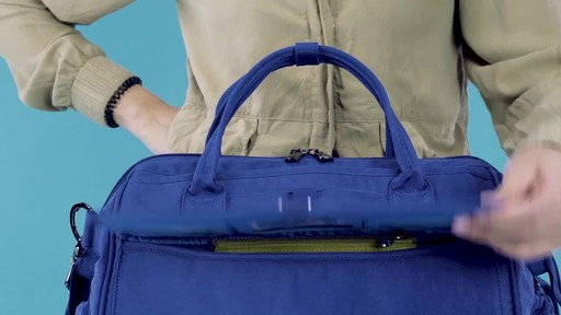 Lug Via RFID 3 In 1 Travel Tote - image 1 from the video