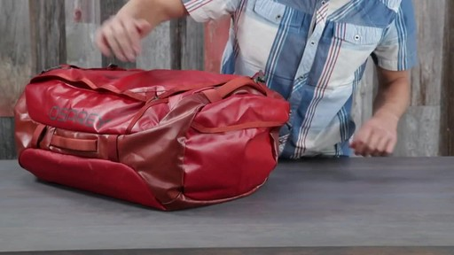 Osprey Transporter Duffel Collection - image 5 from the video