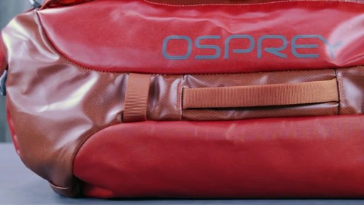 Osprey Transporter Duffel Collection - image 7 from the video
