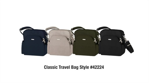 Travelon Anti-Theft Classic Travel Bag - eBags.com - image 10 from the video