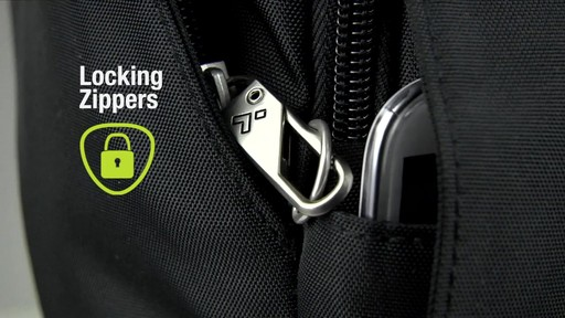 Travelon Anti-Theft Classic Travel Bag - eBags.com - image 4 from the video