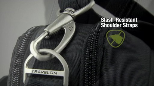 Travelon Anti-Theft Classic Travel Bag - eBags.com - image 5 from the video