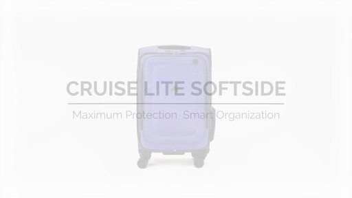 Delsey Cruise Lite Softside Collection - image 1 from the video