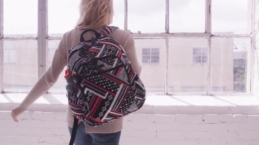 Vera Bradley Campus Tech Backpack - image 1 from the video