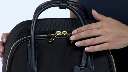 Tumi Larkin Portola Convertible Backpack - image 2 from the video